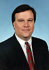 Kentucky Senate President Robert Stivers' official portrait